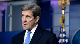 US climate envoy John Kerry will head to China this week