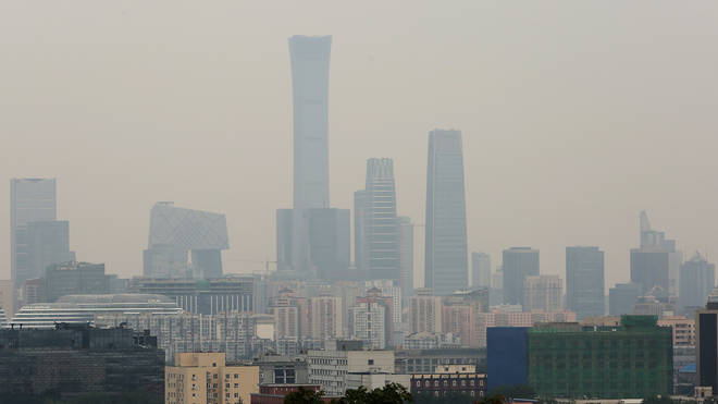 China and the US are two of the biggest carbon emitters on Earth