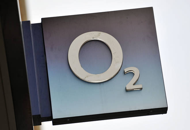 Telefonica's O2 is valued at £12.7 billion