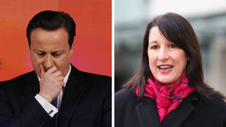 Greensill: 'Sleazy' David Cameron acted just 'to line his pockets', says MP Rachel Reeves