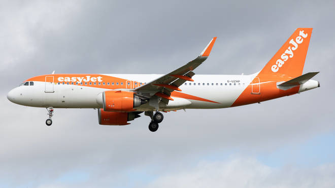 """Countries on the Government&squot;s """"green list"""" are said to be of huge interest to easyJet customers"""