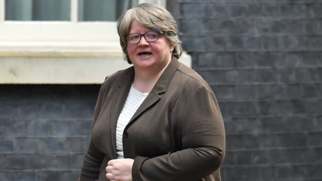 Work and Pensions Secretary Therese Coffey has extended the Covid Winter Grant Scheme
