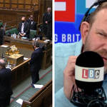 Greensill: James O'Brien takes on caller who believes Tories and Labour are as bad as each other