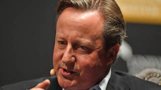 David Cameron has signalled his willingness to cooperate with any inquiry into the Greensill lobbying scandal