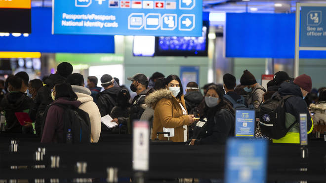 """Heathrow boss Chris Garton says queues at the airport are """"untenable"""""""