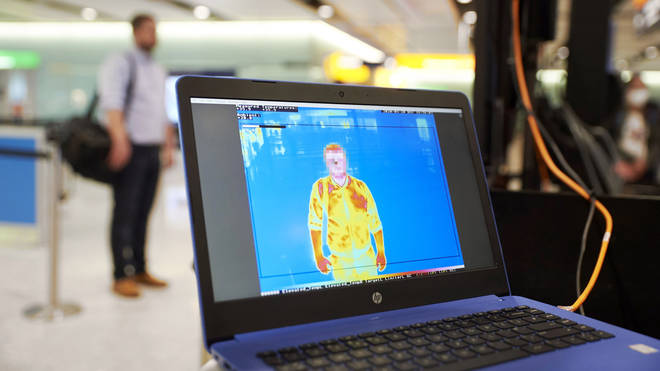 Heathrow Airport has implemented strict Covid checks in its terminals