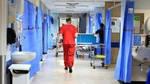 NHS hospital ward.