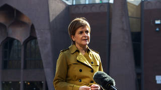 The SNP has launched its manifesto ahead of the Scottish Parliament election on May 6