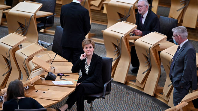 Scottish Elections will take place in May