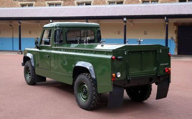 The Jaguar Land Rover