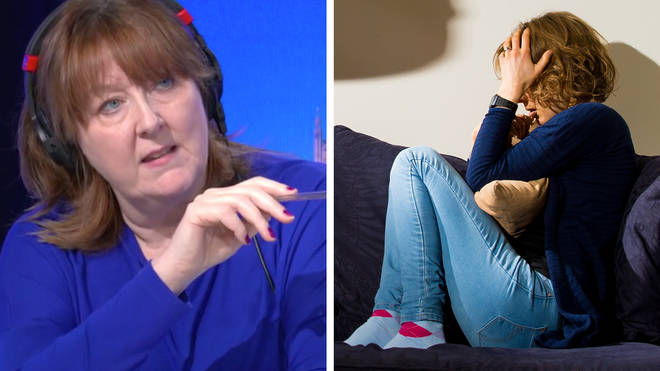 Shelagh Fogarty shocked as Tories set to vote against landmark domestic abuse legislation