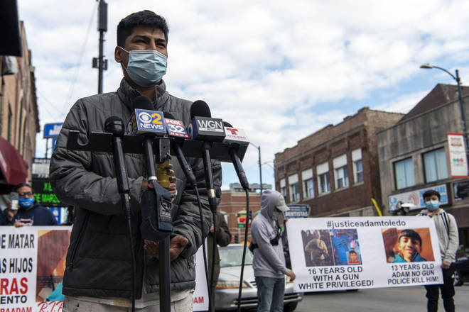 Activists seek answers over the shooting