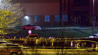 At least eight people died in the shooting