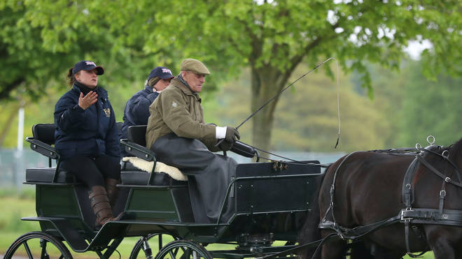 Prince Philip's love of carriage-riding will be reflected in his funeral ceremony
