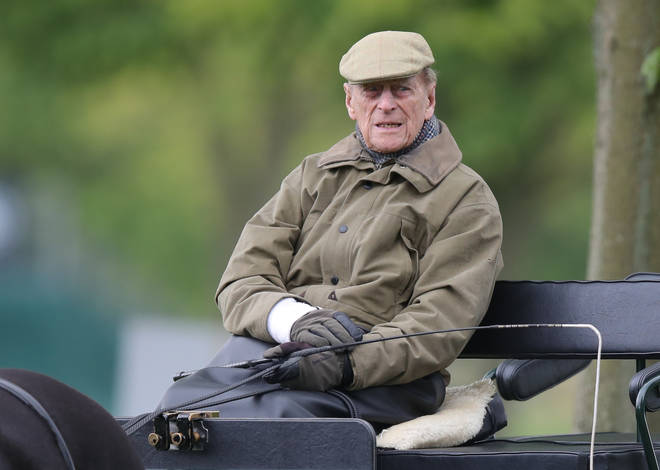 Prince Philip has enjoyed carriage riding for many years
