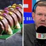 Colin the Caterpillar: James O'Brien's theory on why M&S is suing Aldi