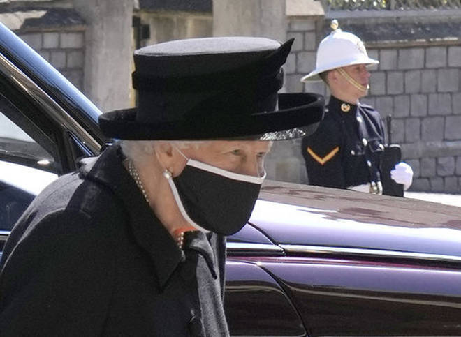 The Queen and the nation marked the death of Prince Philip