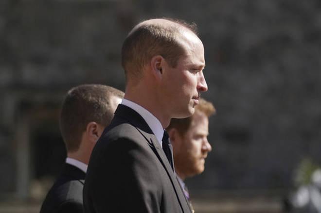 Prince William, the Duke of Cambridge