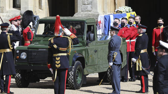 The Land Rover Prince Philip helped to design