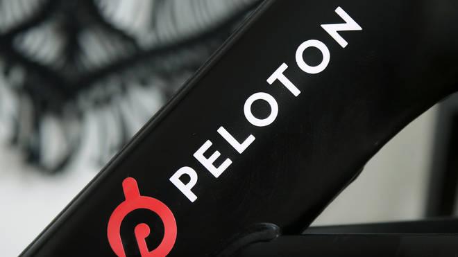 Peloton logo