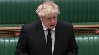 A senior Tory MP has warned that Boris Johnson may lose his 'red wall' of seats