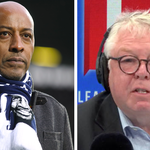 The former Arsenal player told LBC players would not be happy
