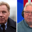 Harry Redknapp was speaking to LBC's Nick Ferrari