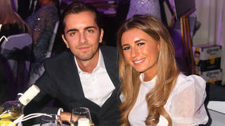 Sammy Kimmence, pictured with girlfriend Dani Dyer, is facing jail over a £34,000 scam