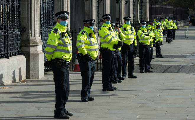 Overall, police were praised for their efforts in enforcing coronavirus lockdown rules at short notice