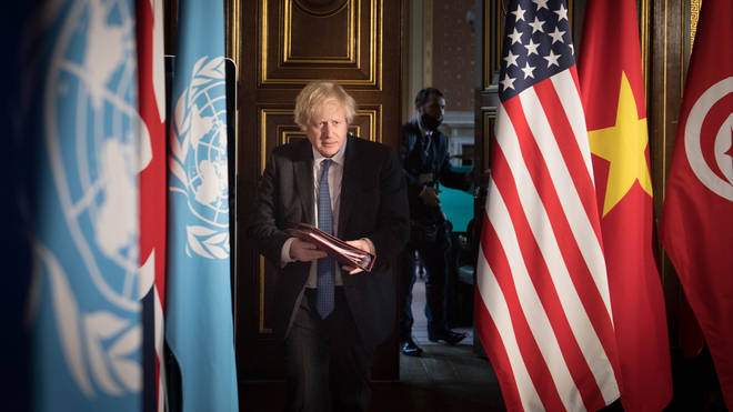 Prime Minister Boris Johnson is understood to want to cut the UK's emissions even further