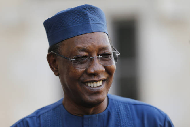 Chad's president Idriss Déby was reportedly killed during clashes with rebels