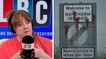 The NI expert was speaking to LBC's Shelagh Fogarty