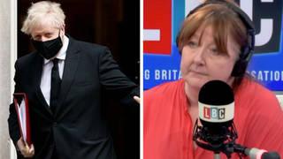 Boris Johnson doesn't give a damn about Northern Ireland, caller tells LBC