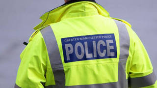 The victim was attacked in Wythenshawe, Manchester, on Tuesday morning
