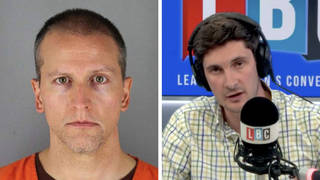 Derek Chauvin trial: 'Today justice has been served'