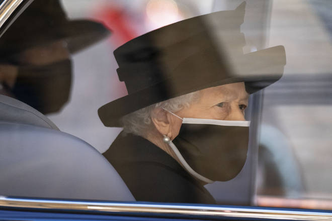"""The Queen will mark her 95th birthday privately following the death of her """"beloved"""" husband the Duke of Edinburgh"""