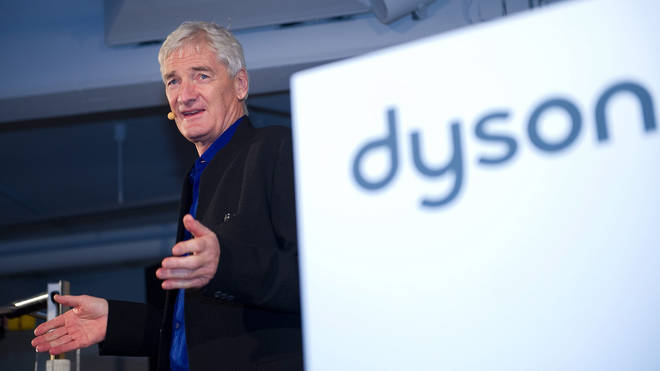 Sir James Dyson wanted assurances over his employees' tax status, it was reported