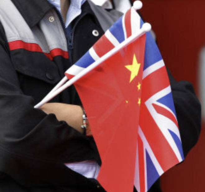 Aid to China will be slashed by 95%, it has been announced