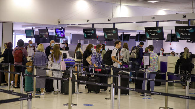 The planned restart of international travel next month is in jeopardy, MPs have warned