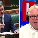 The caller was speaking to LBC's Nick Ferrari