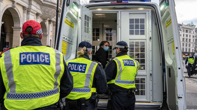 Police forces are coming under increasing pressure to crack down on crime