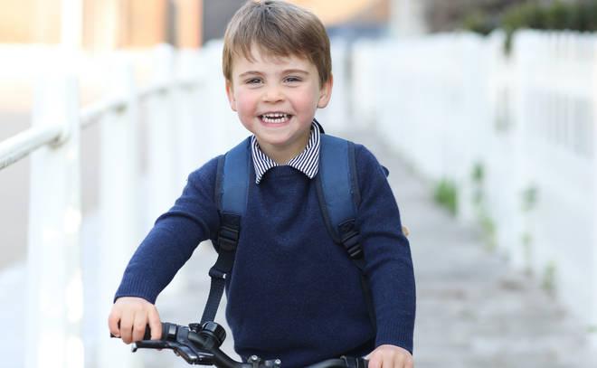 Prince Louis celebrates his third birthday on Friday