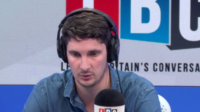 Tom Swarbrick couldn't argue with the passion of a caller who calls for a return of the death penalty