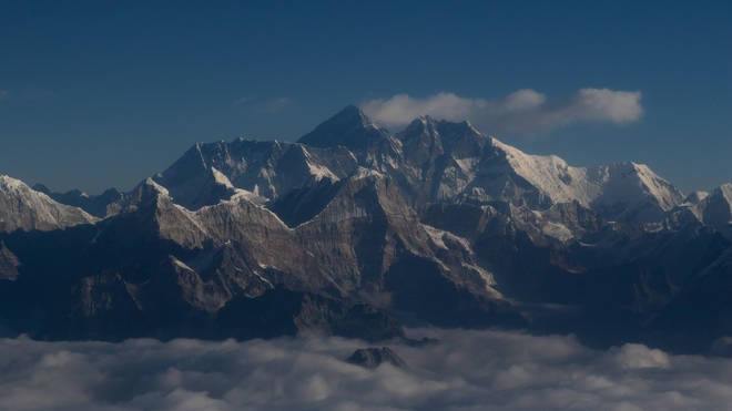 Climbing Mount Everest was cancelled last year due to the pandemic
