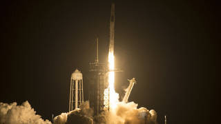 Space X Crew Launch