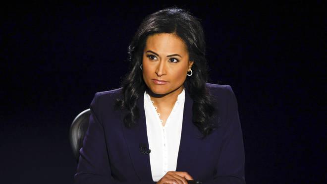Kristen Welker, of NBC News