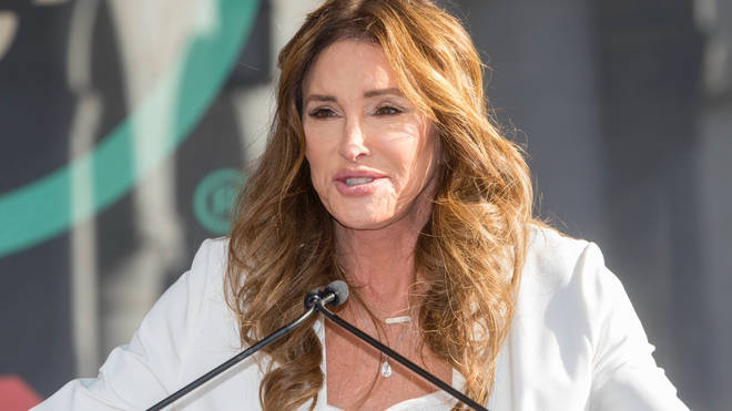 Caitlyn Jenner says she has filed the initial paperwork to run for the post