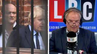 Alastair Campbell lambasts Boris Johnson as cronyism row intensifies