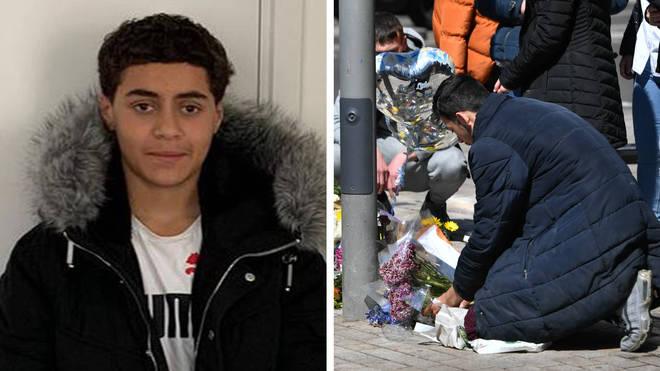 Fares Maatou died at the scene of the attack in Barking Road, Newham, on Friday afternoon