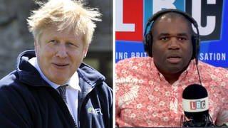 David Lammy's fiery criticism of PM's 'couldn't give a monkey's' comments